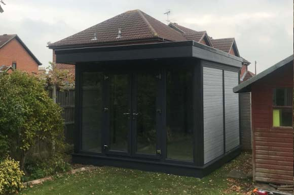Composite Garden Office Milton Keynes