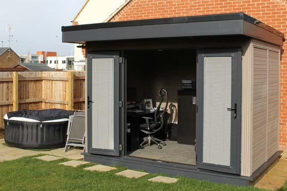 Garden Office Spaces Milton Keynes
