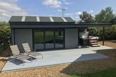 Garden Quiet Retreat Milton Keynes