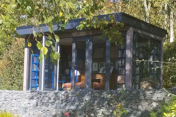 Garden Studio Library Milton Keynes