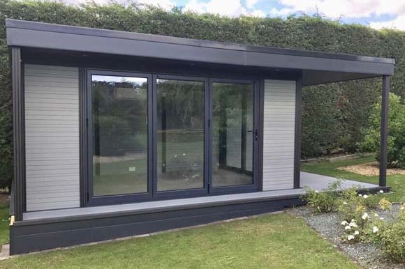 High Performance Composite Garden Rooms Milton Keynes