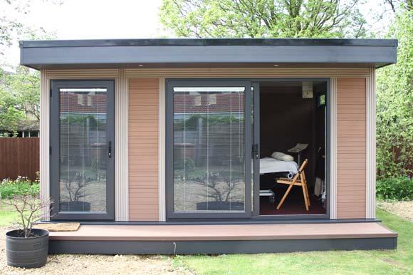 Relaxing Garden Studio Retreats Milton Keynes