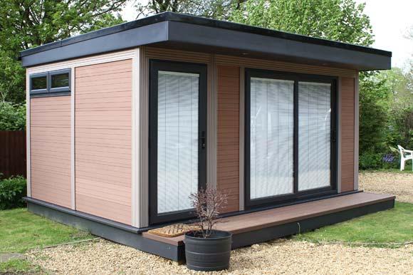 Work From Home Garden Offices Milton Keynes