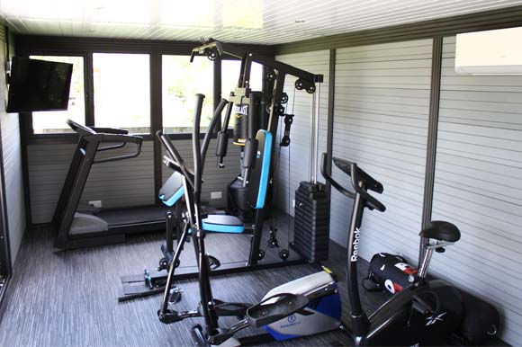 Garden Gym Retreat Milton Keynes