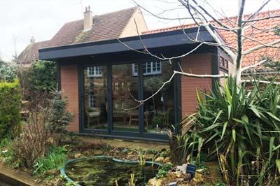 Garden Room Retreat Milton Keynes