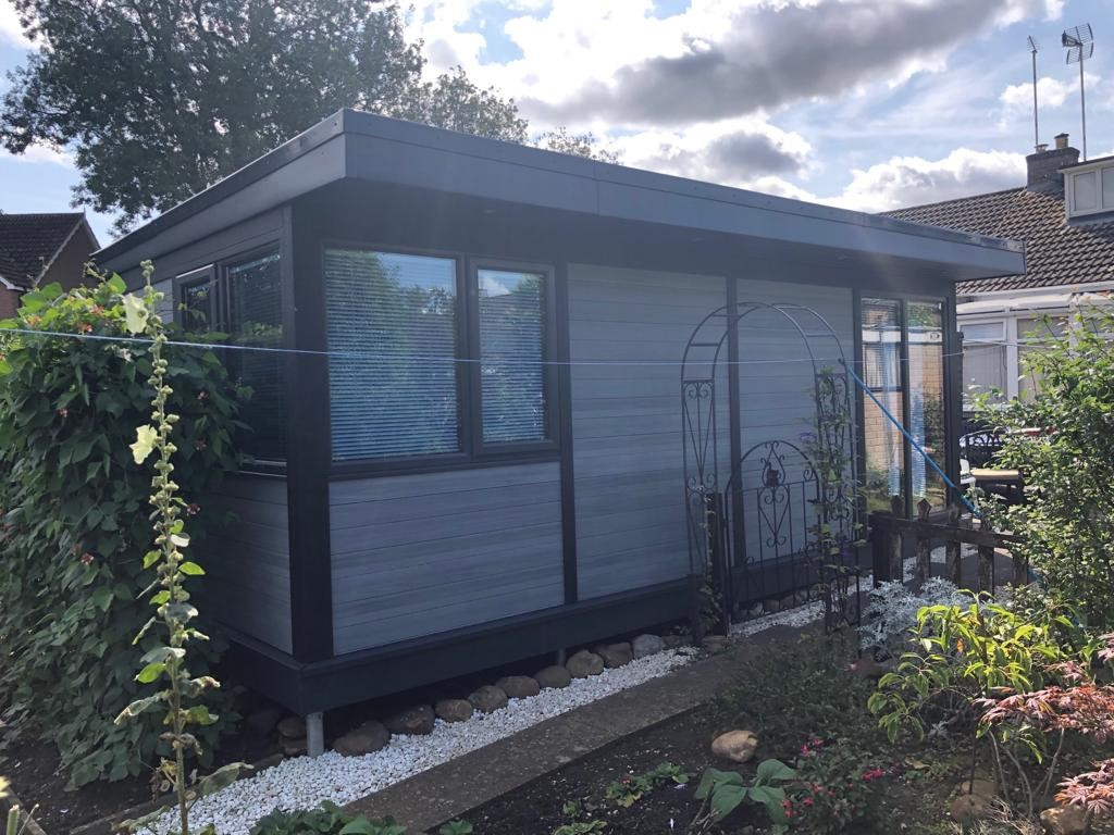 Milton Keynes Complete Fully Insulated Garden Room
