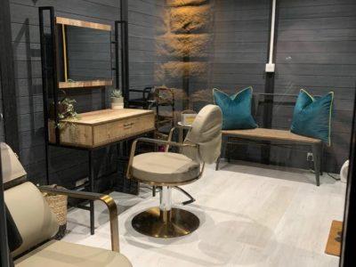Milton Keynes Garden Room As Hair Dresser Inside Shot